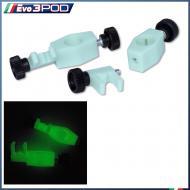 Attacchi multi uso per accessori su Diametro 16 Fosfo